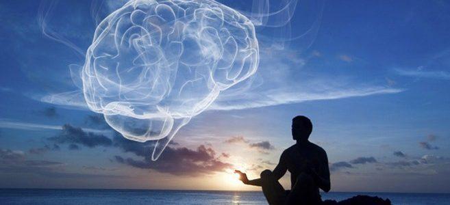 صورة توضح التفكر والتأمل للتغلب على القلق