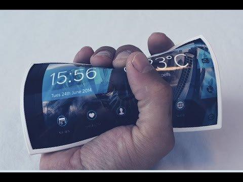 هاتف قابل للطي
