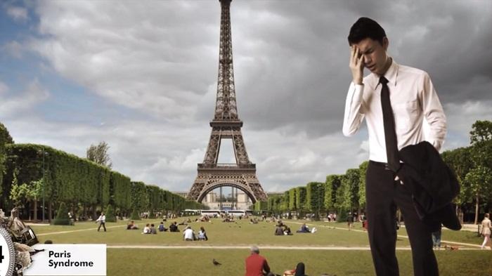 متلازمة باريس : حالة نفسية تصيب اليابانيين