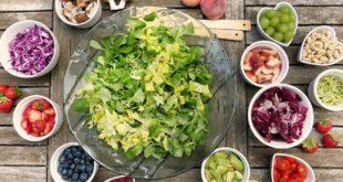 صورة لمجموعة من أكثر الاطعمة الصحية