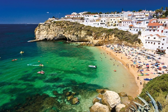 الساحل الجنوبي للبرتغال