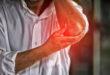 صورة تعبيرية عن الصدمة الكهربائية في المرفق