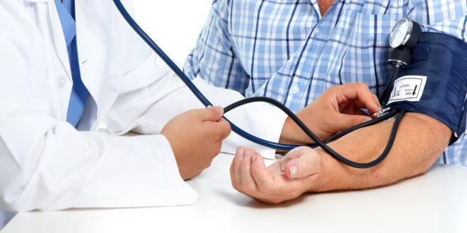 ضغط الدم