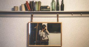 كاميرا اما المرآة